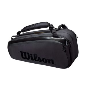 wilson pro staff bag 9 pack